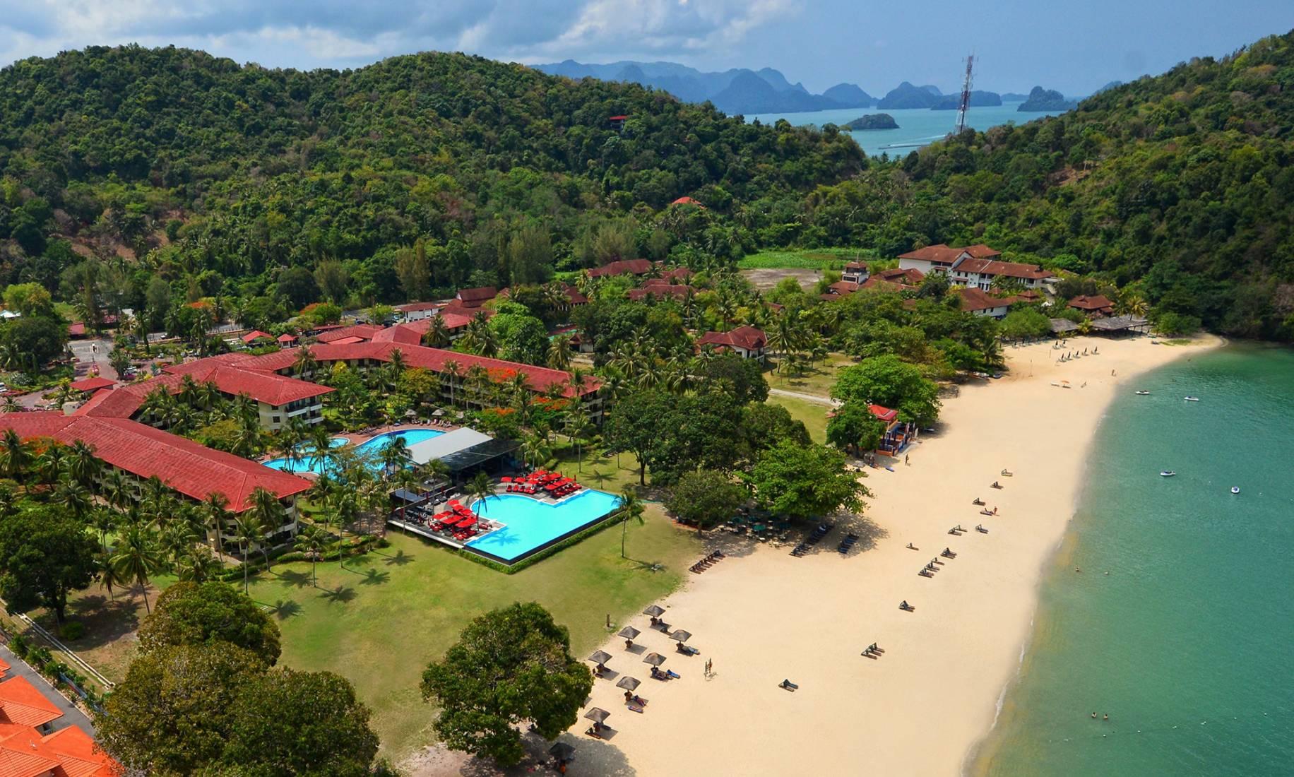 Holiday Villa Beach Resort Spa Langkawi Kedah Langkawi Hotel Holiday Villa Hotels Resorts