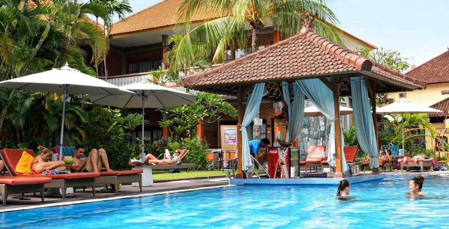 Wina Holiday Villa Kuta Bali Indonesia Hotel Voucer Best Western Resort Photos
